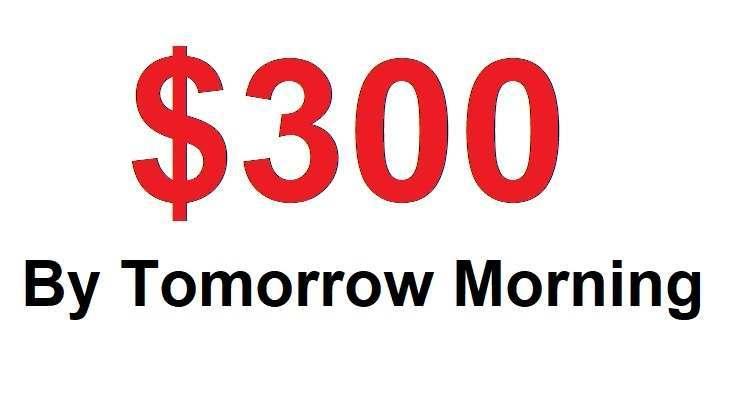 $300 Loan Fast